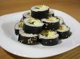 계란듬뿍 김밥, 간단김밥