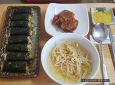 이열치열, 땡초 볶음밥과 땡초 김밥