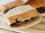 어느 토요일 오후의 블루베리 베이크드 치즈케이크
