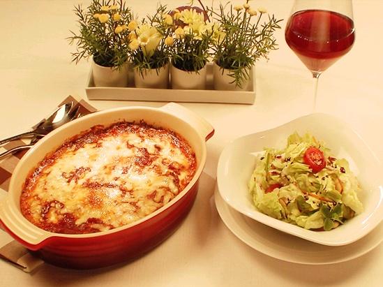 [오븐요리] 토마토 가지 그라탕