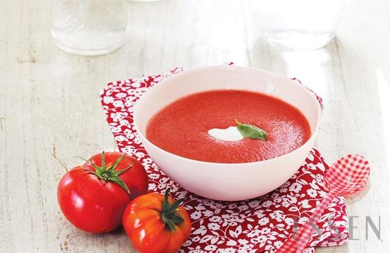 토마토가스파초